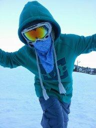 snowborde