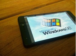 install and run windows xp/98/95 on your one plus one
