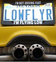 LowFlyR