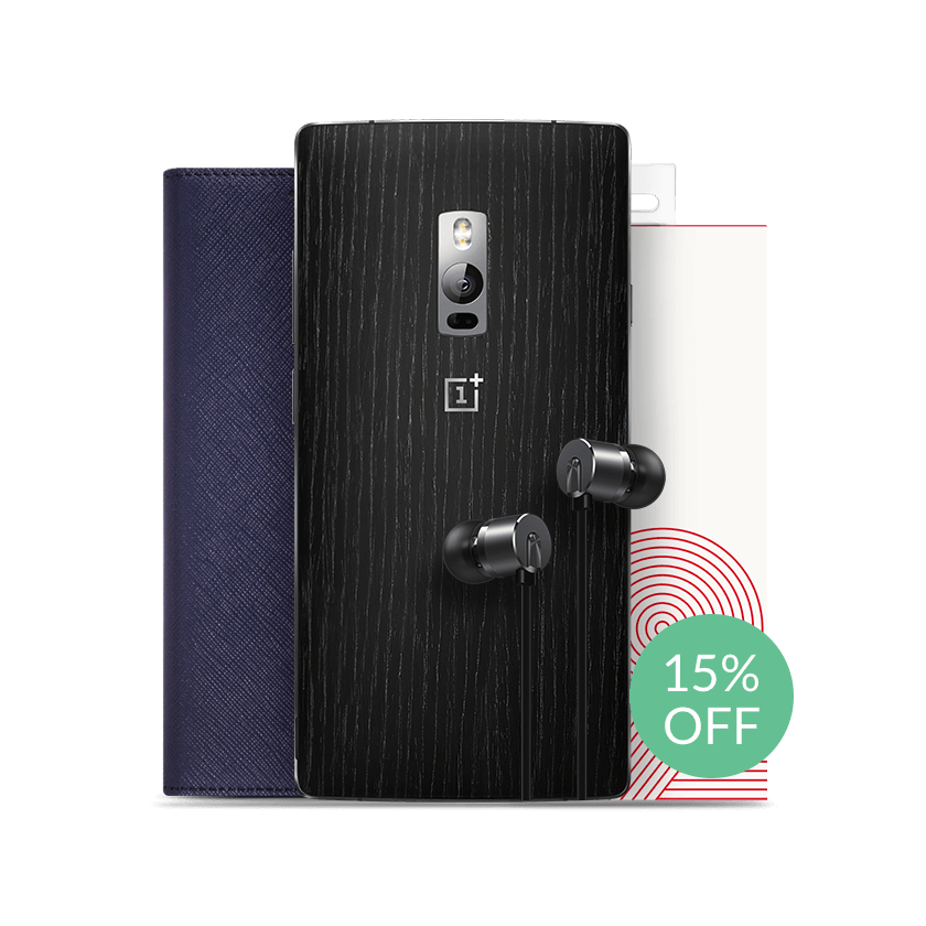 OnePlus 2 Go Big Or Go Home Bundle