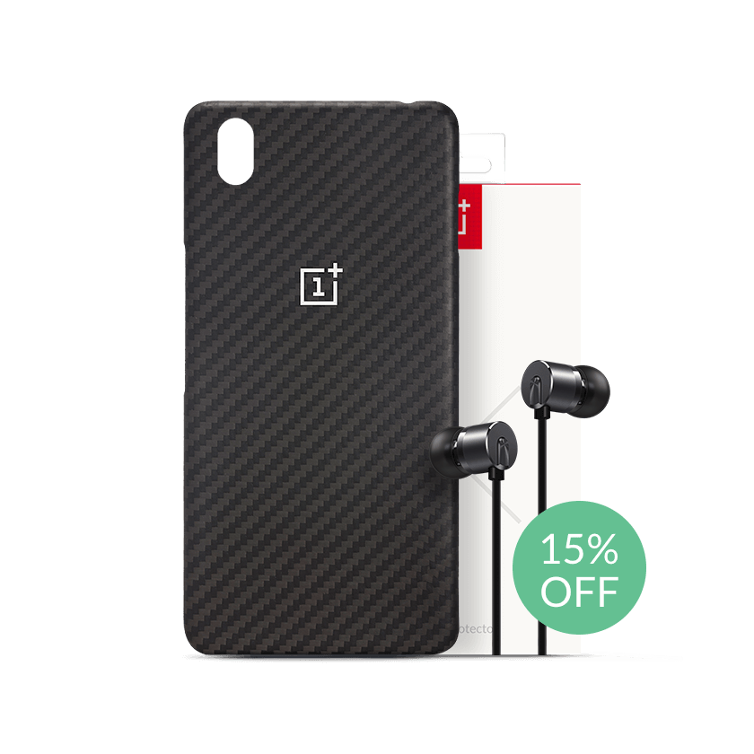 OnePlus X Essentials Bundle