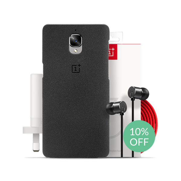 OnePlus 3/3T Go Big Or Go Home Bundle