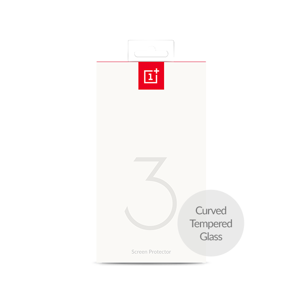 OnePlus 3/3T Curved Tempered Glass Screen Protector