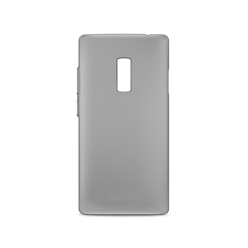 OnePlus 2 Translucent Gray Case