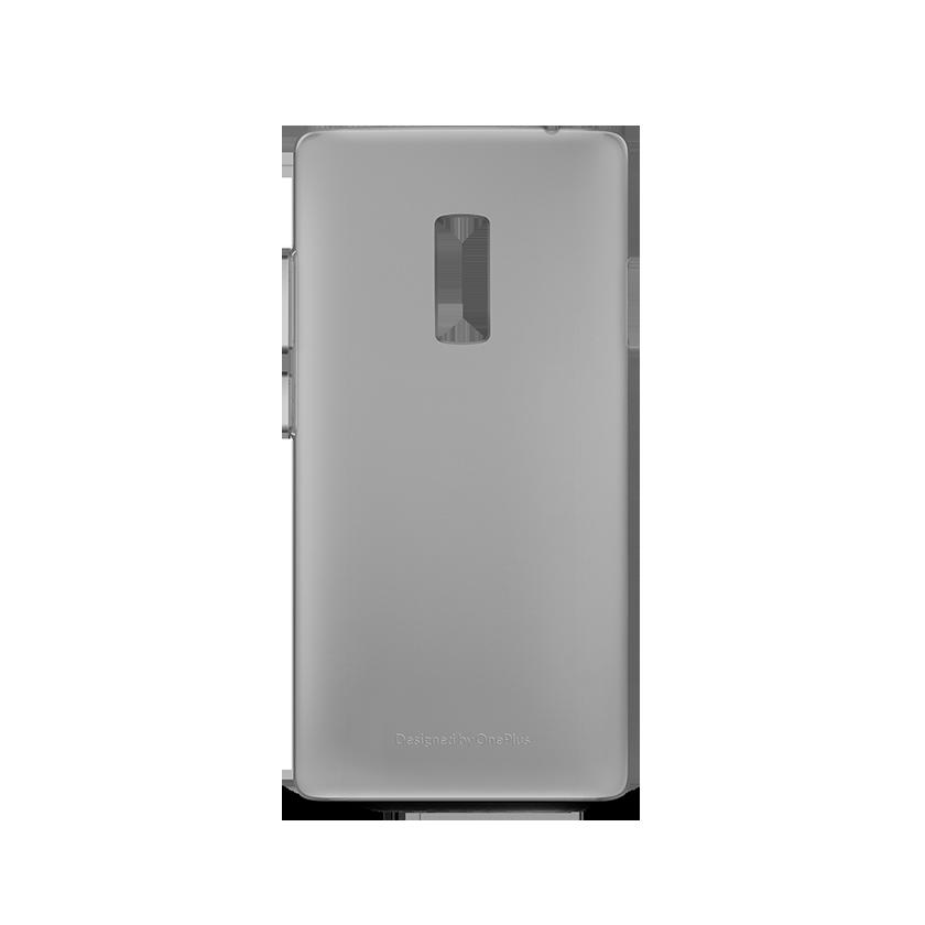 OnePlus 2 Translucent Gray Case