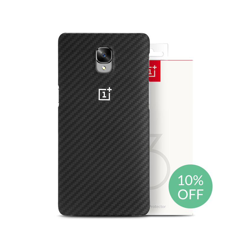OnePlus 3/3T Essentials Bundle