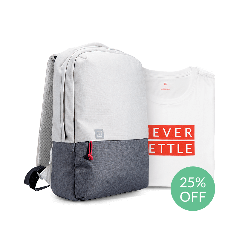 OnePlus Gear Bundle (White)