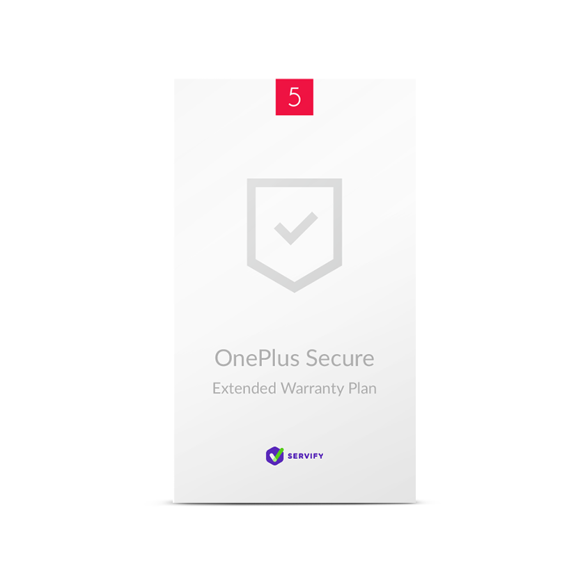 OnePlus Secure by Servify for OnePlus 5