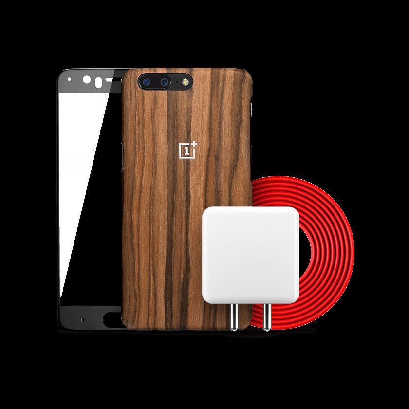 OnePlus 5 Essentials Bundle