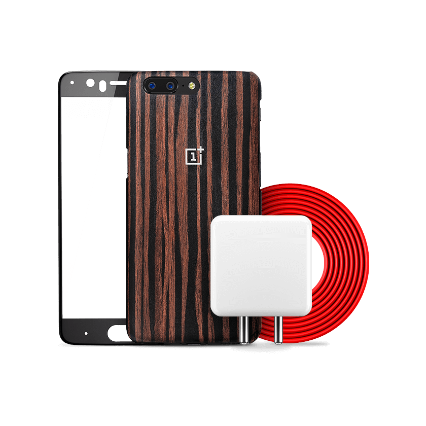 OnePlus 5 Essentials Bundle