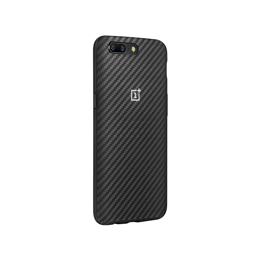 wholesale dealer a9a16 3abd5 OnePlus 5 Karbon Bumper Case - OnePlus (India)