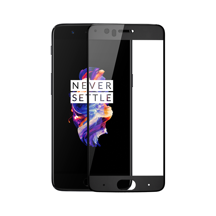 Compare cheap offers & prices of OnePlus 5 3D Tempered Glass Screen Protector manufactured by OnePlus