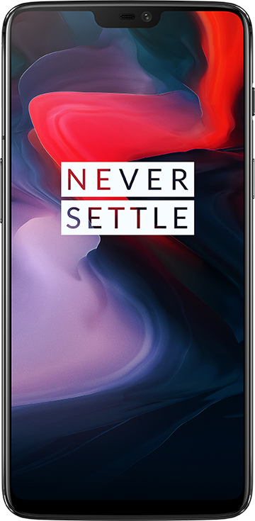 OnePlus 6 (Mirror Black, 128GB)