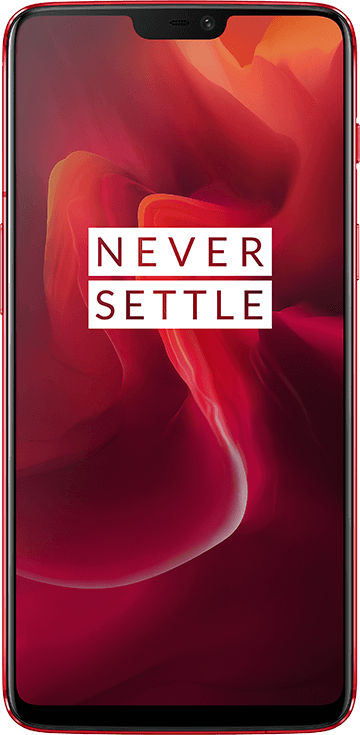 OnePlus 6 (Red, 128GB)