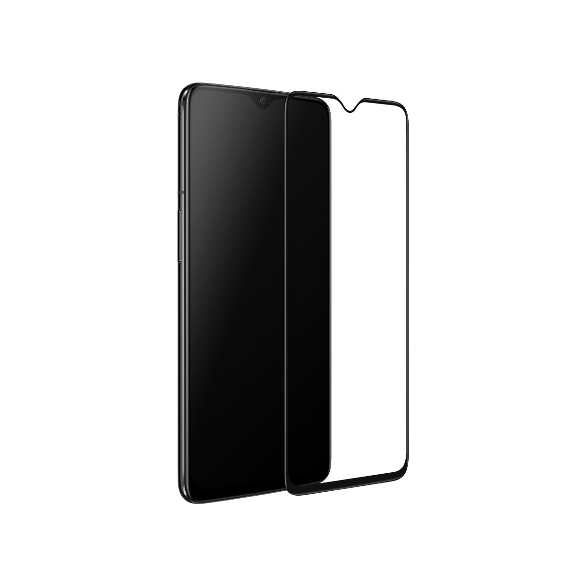 OnePlus 6T 3D Tempered Glass Screen Protector