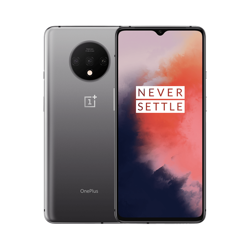 "OnePlus 7T 6.5"" 128GB Smartphone (T-Mobile Version) + 3 Free Accessories"