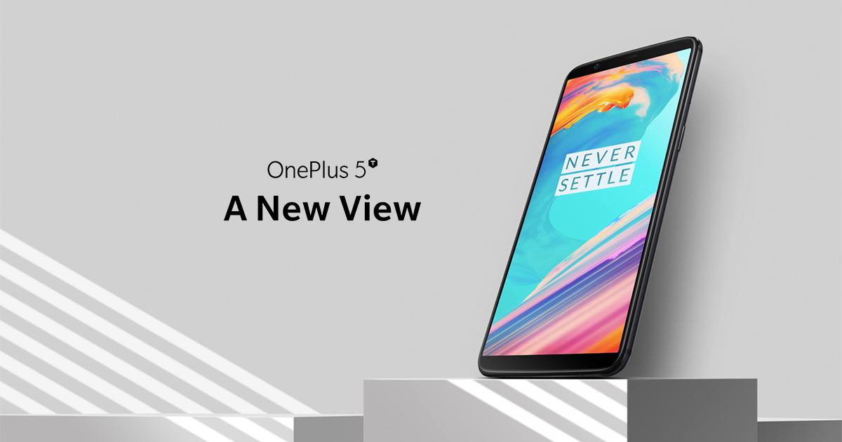 7. OnePlus 5T