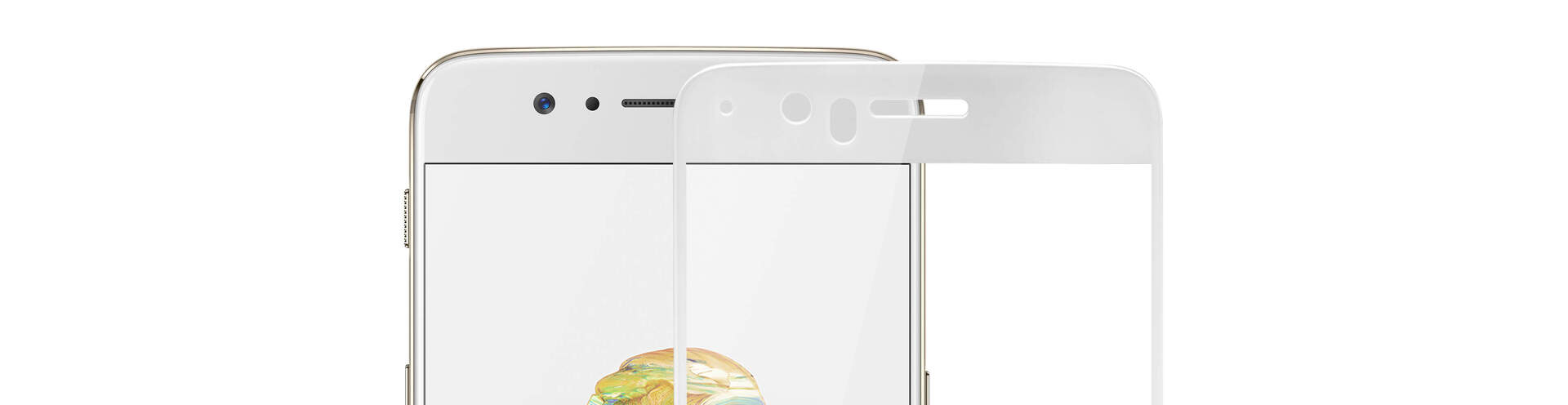 OnePlus 5 3D Tempered Glass Screen Protector