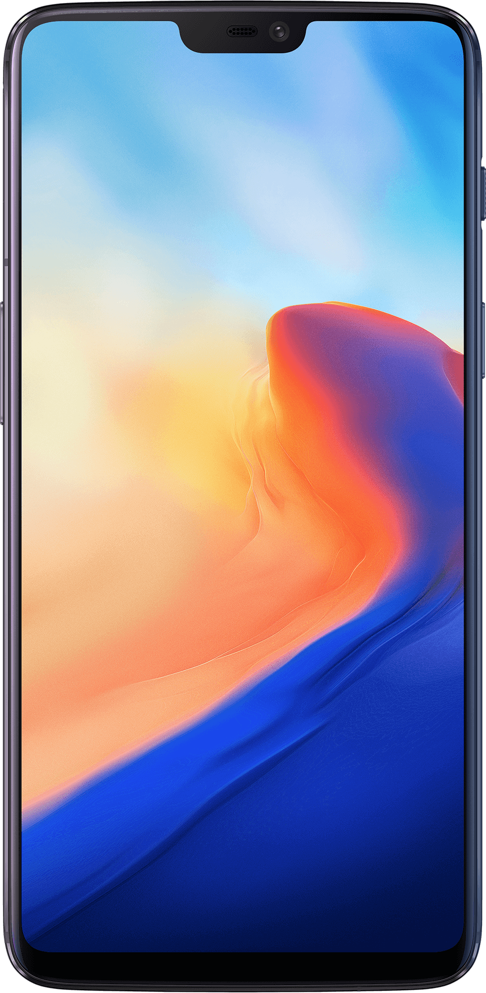 OnePlus 6 A6003 Dual-SIM (256GB Storage | 8GB RAM) Factory Unlocked 4G Smartphone (Midnight Black) – International Version
