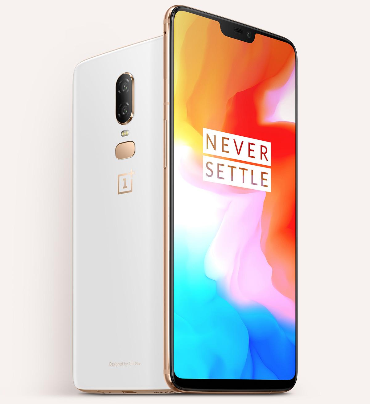 OnePlus 6 - OnePlus (India)