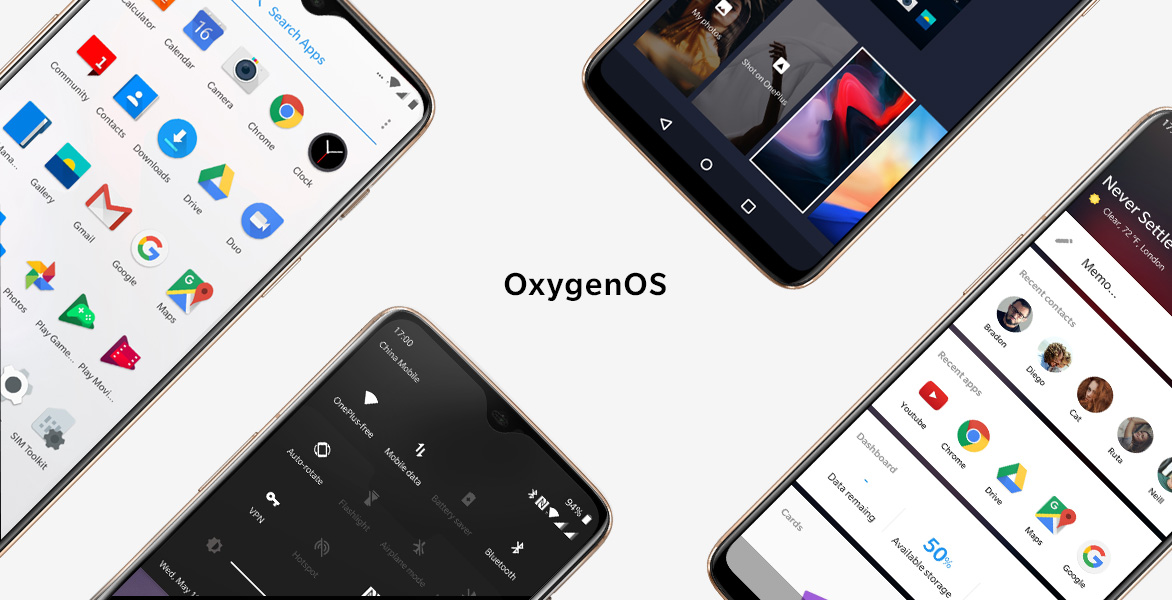 What's new in OxygenOS?