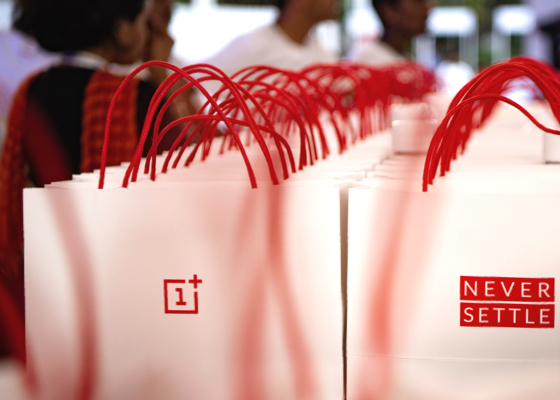 get swag with oneplus ticket