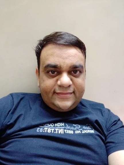 Gaurang mukhi