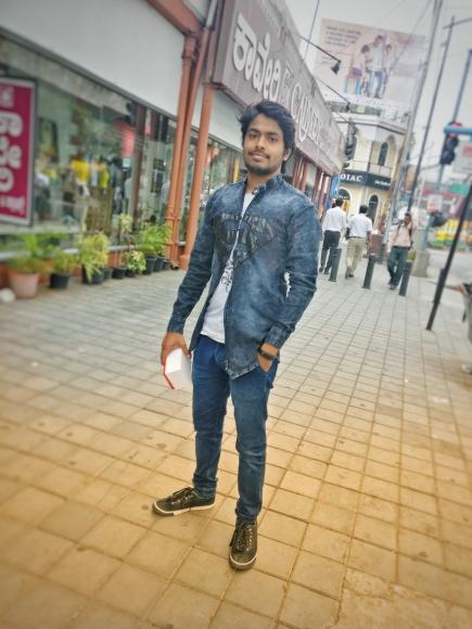 Dhanush.S.Murthy