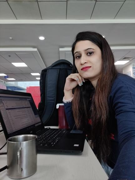 Pooja  J Nayak