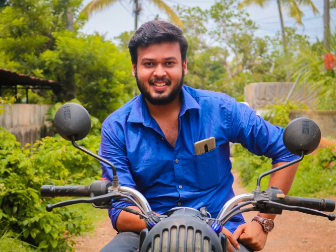 Abhishek R Sharma